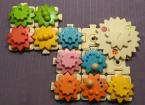 Koła zębate Plan Toys deluxe